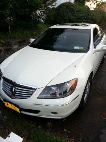 Acura Rl Gas Mileage by Sell Used 2005 Acura Rl Sedan 4 Door 3 5l Sh Awd 64k
