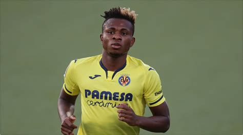 First name samuel chimerenka last name chukwueze nationality nigeria date of birth 22 may 1999 age 21 country of birth nigeria place of birth umahaia position Samuel Chukwueze bags assist as Villarreal lose to Levante in friendly