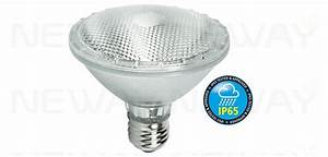 Watt e led par flood light bulbs waterproof ip