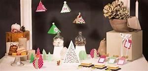 Decoration De Table A Fabriquer Pour Noel