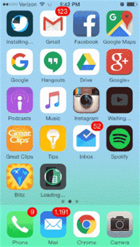 iphone apps waiting iphone apps stuck quot installing quot quot waiting quot or