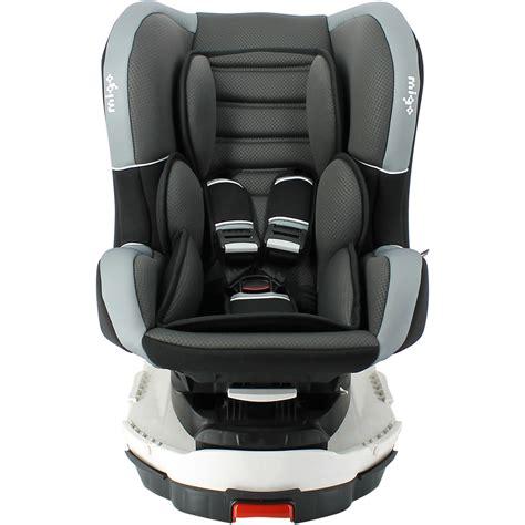 siege isofix pivotant siège auto titan isofix pivotant premium black groupe0 1