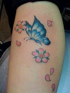 77 Beautiful Butterfly Tattoos - Plus Their Meaning & Photos