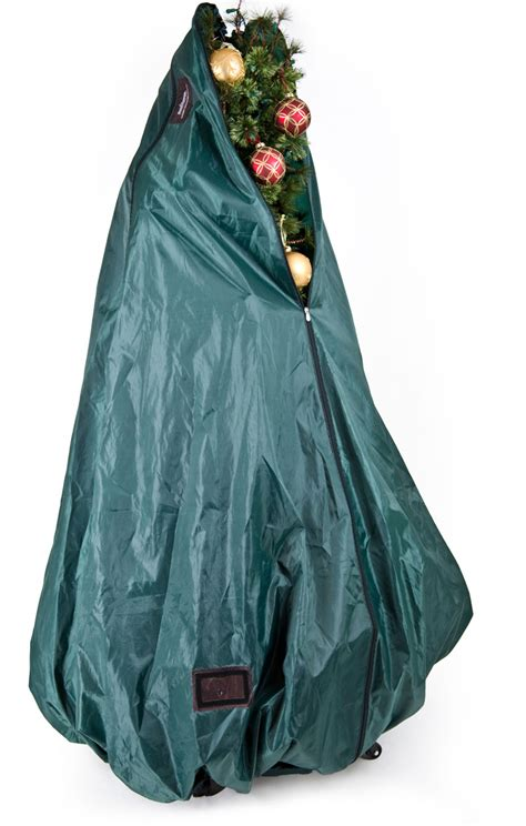 christmas tree covers for storage bag will not compress your tree 6308