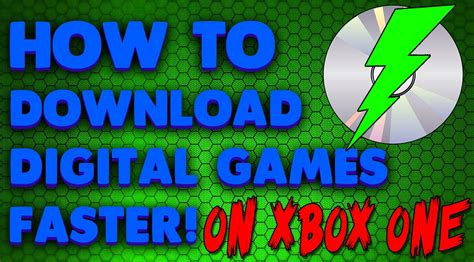 install digital games extremely faster  xbox