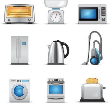 How to Handle Electrical Appliances at Home?