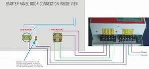 Single Phase Submersible Motor Starter Diagram