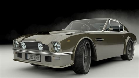 Aston Martin V8 Vantage 1977 By Scathvelhacos On Deviantart