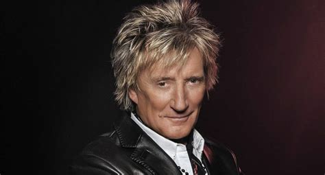 Rod Stewart To Release New Album, Blood Red Roses