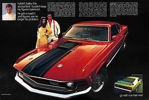 1970 Ford Mustang Mach 1 Digital Art By Digital Repro Depot