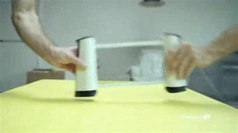 pub decathlon artengo le ping pong sans table avec rollnet