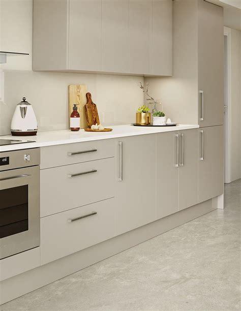 The Glaze Kit+kaboodle Kitchen Range From Homebase Has A