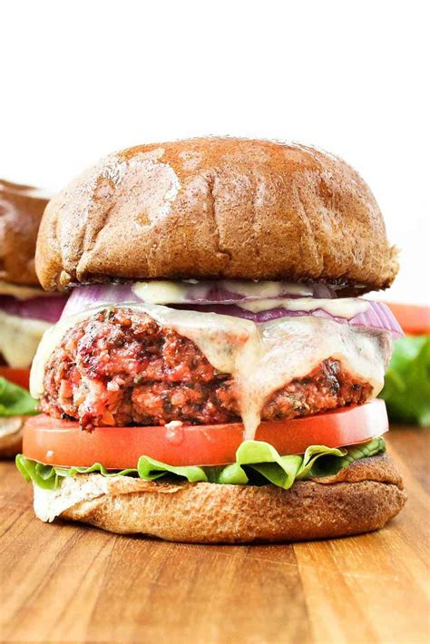 garden burger recipe world s best veggie burger with how to feed a loon