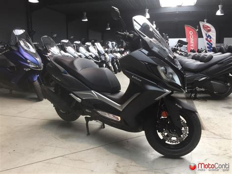 Kymco Downtown 250i 2019 by Motoconti Scooter Kymco New Downtown 125 I Exclusive