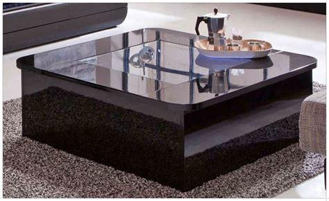 Table Basse Carrée Conforama  Idées De Décoration à La Maison