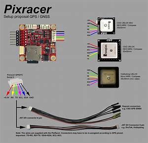 Pixracer  U00b7 Px4 User Guide