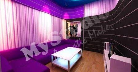 Selain kabin terpisah, ruangan yang dinilai paling pas untuk membuat ruang musik atau studio 9. MyStudio: Desain Studio Musik dan Karaoke