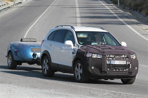 Opel Captiva by Opel Antara Chevrolet Captiva Gallery