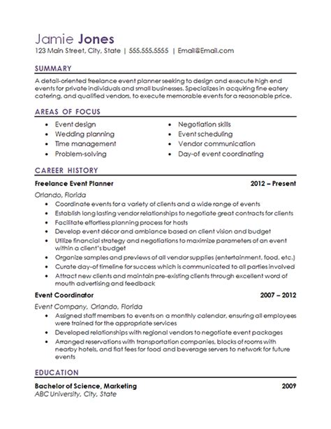 Assistant Wedding Coordinator Resume by Resume Exles Office Sle Customer Service Resume