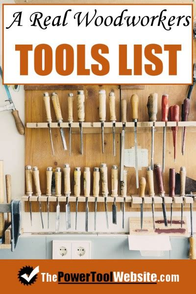 complete woodworking tools list benches tools jigs