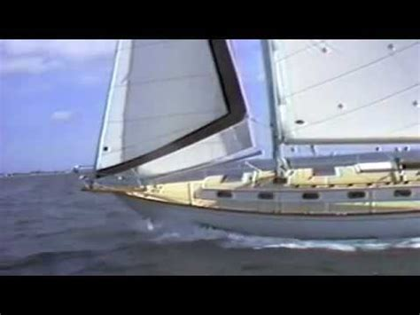 Cape Dory 36 Sales Video  Youtube