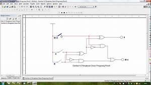 Multisim Tutorial - Full Subtractor Circuit