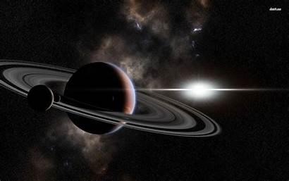 Saturn Space Wallpapers Cassini 4k Planet Desktop
