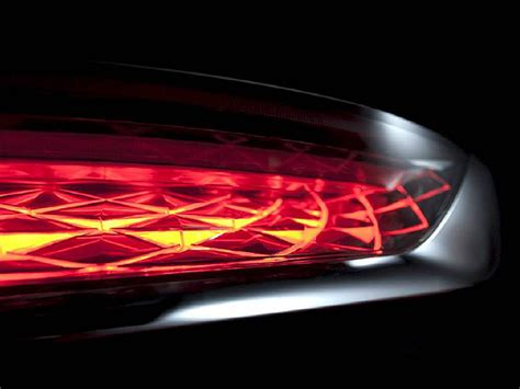 automotive lighting by automotive lighting reutlingen another eye catcher the all led l of ds7 Al