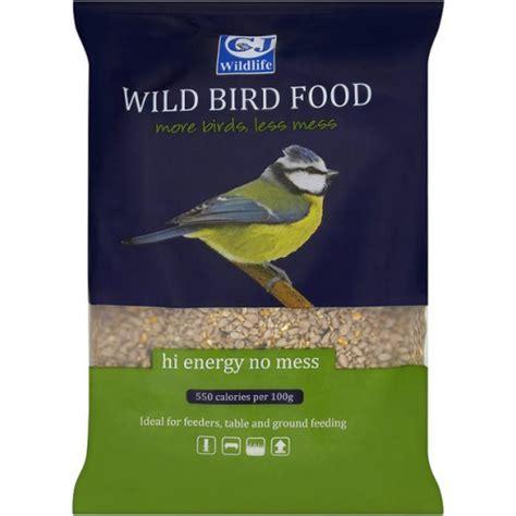 cj wildlife hi energy no mess wild bird food from 163 8 28