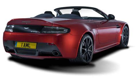 Aston Martin V12 Vantage S Goes Topless
