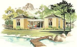 vacation home plans vintage house plans 1960s new lifestyle vacation homes antique alter ego