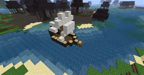 How Not To Build A Boat by Small Boat Minecraft How To Build A Small Boat