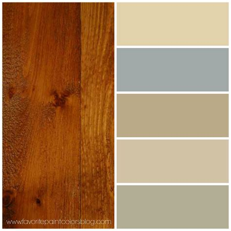 paint color to tone down orange woodwork best of reader s