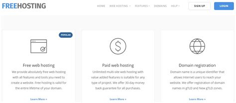 Best Free Website Hosting Top 10 Best Free Web Hosting Providers Hosting Tribunal