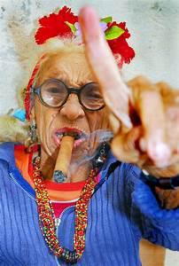 Old Lady Cuba By Regien68 On DeviantArt