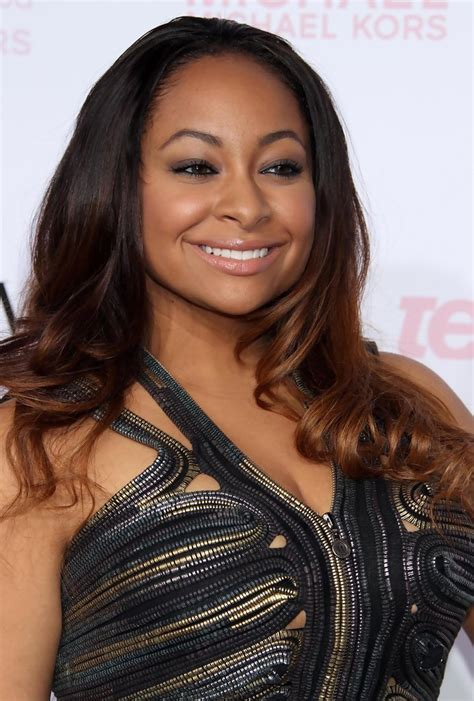 raven symone long curls raven symone hair looks