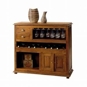 Meuble Bar Pas Cher : comptoir bar en teck pas cher origin 39 s meubles ~ Teatrodelosmanantiales.com Idées de Décoration
