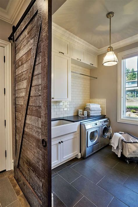 Beautiful Laundry Room Tile Design Ideas (52)  Onechitecture