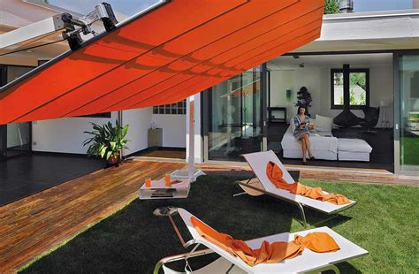 Large Fim Cantilever Patio Umbrella by Fim Flexy Aluminum 8 X 16 Rectangular Offset Umbrella