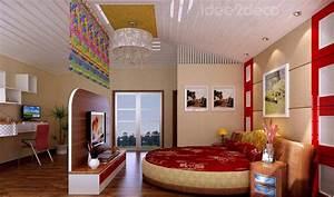 Aménagement Petite Chambre : am nagement d 39 une petite chambre avec espace bureau ~ Melissatoandfro.com Idées de Décoration