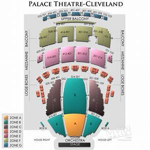 Connor Palace Playhouse Square Center Tickets Connor
