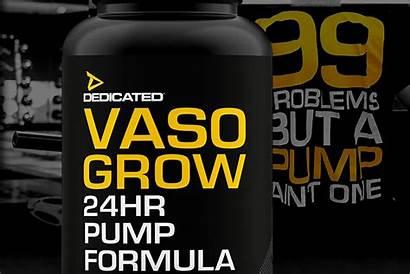 Dedicated Grow Vaso Pump Supplement Hour Its