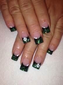 Easy st patricks day nail designs