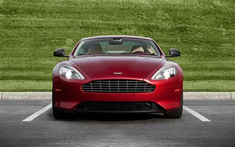 2013 Aston Martin Db9 Front End 2 Photo 10