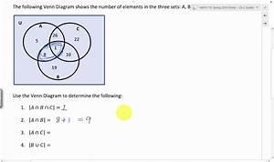 2 4 Survey Analysis Interpret Venn Diagram P20