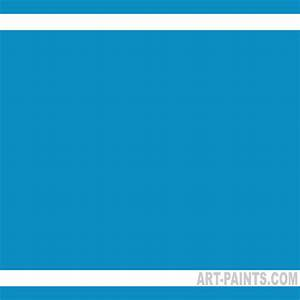 Azure Blue Oil Pastel Paints - 002 - Azure Blue Paint ...