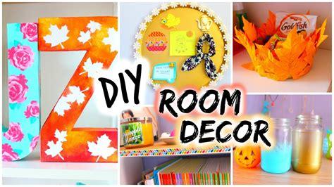 diy room decor  fall spice   room youtube