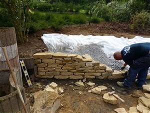 Construction En Pierre : mur en pierre s che les gr s du condroz ~ Premium-room.com Idées de Décoration