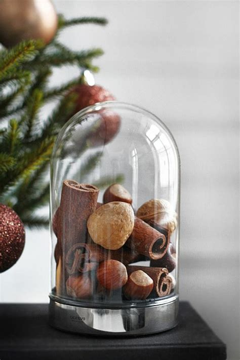 christmas decorate   holidays  bell jars