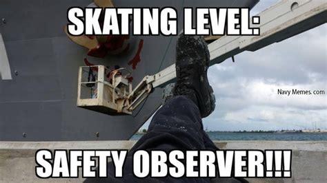Funny Safety Memes - safety meme skating level safety observer picsmine